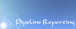 Pipeline Reporting