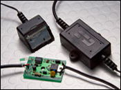 POWER MODULE ASSEMBLY : For use in automobiles, part is overmolded for maximum protect from moisture and vibration.